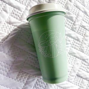 NWT Starbucks earth day reusable cup